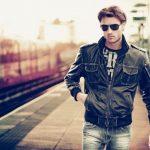 Як вибрати чоловічу шкіряну куртку: секрети брутального стилю