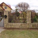 Забор для дачи – выбор материалов и конструкции