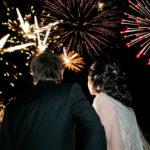 Свадебный фейерверк – превосходный итог праздника!