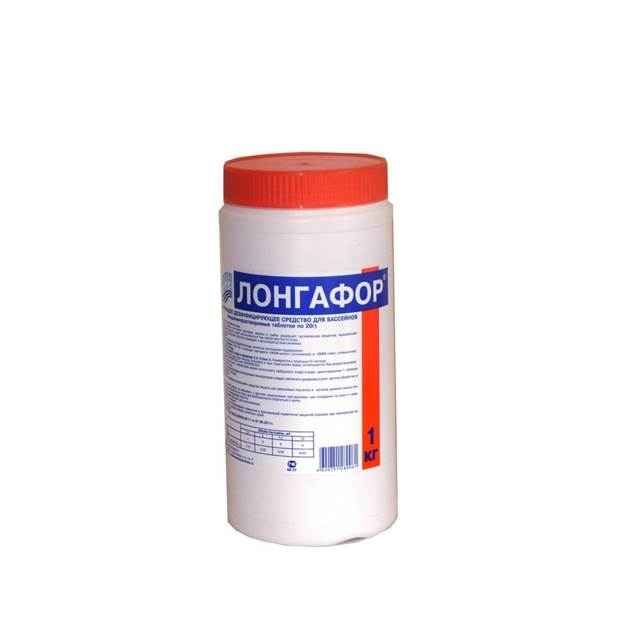 ТОП-5 химических средств для бассейна